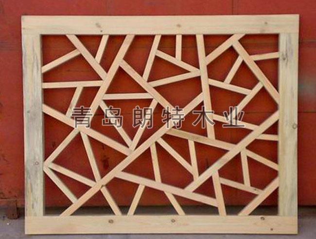 木制品特殊加工