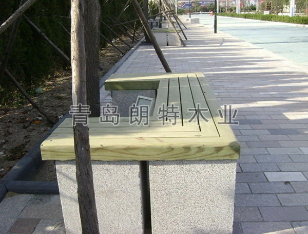 防腐木工程